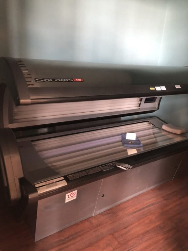 Siesta Sun Spa Solaris Sunless Tanning Bed