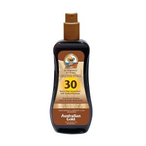 AG SPF 30 Spray Gel