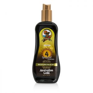 AG SPF 4 Spray Gel