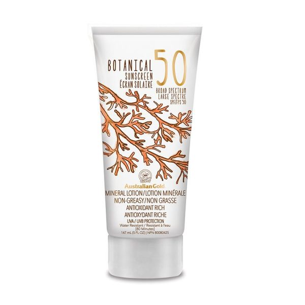 AG SPF 50 Mineral Lotion