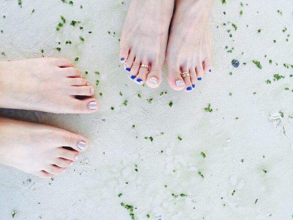 Siesta Sun Spa Pedicure