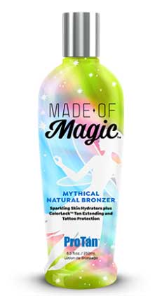 Protan Made of Magic